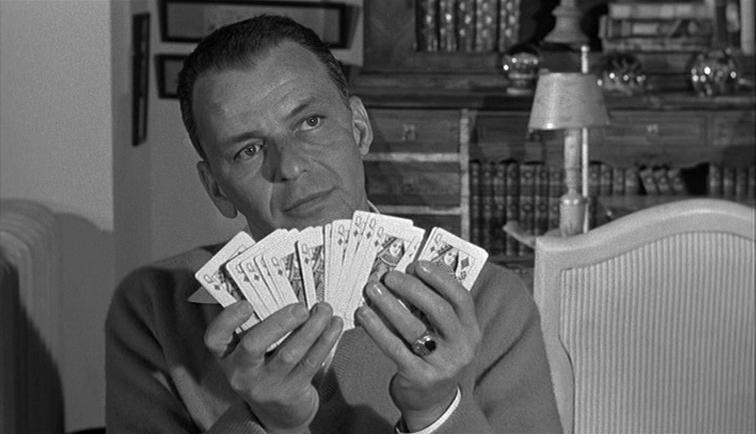 The Manchurian Candidate with Frank Sinatra Talk by Adrian Wootton